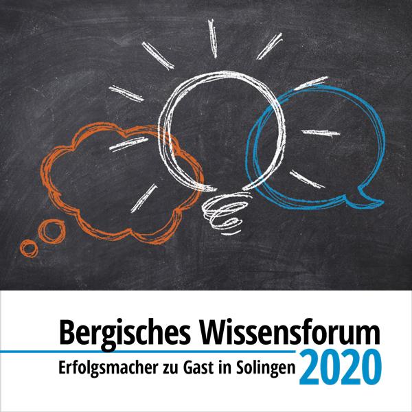 Bergisches Wissensforum 2020