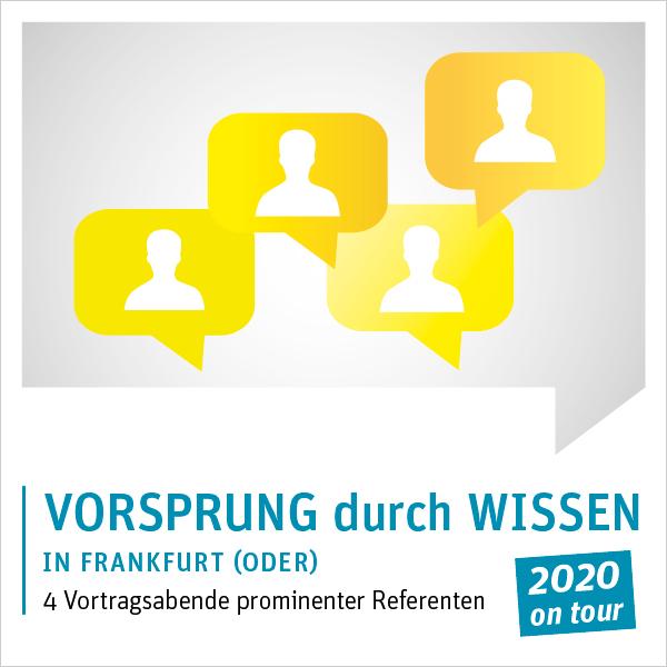 Vorsprung durch Wissen 2020 - Frankfurt (Oder)