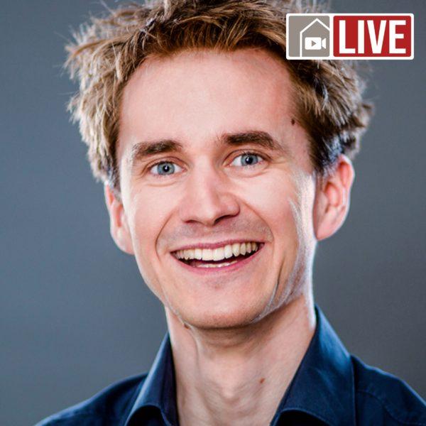 Dr. Henning Beck Livestream