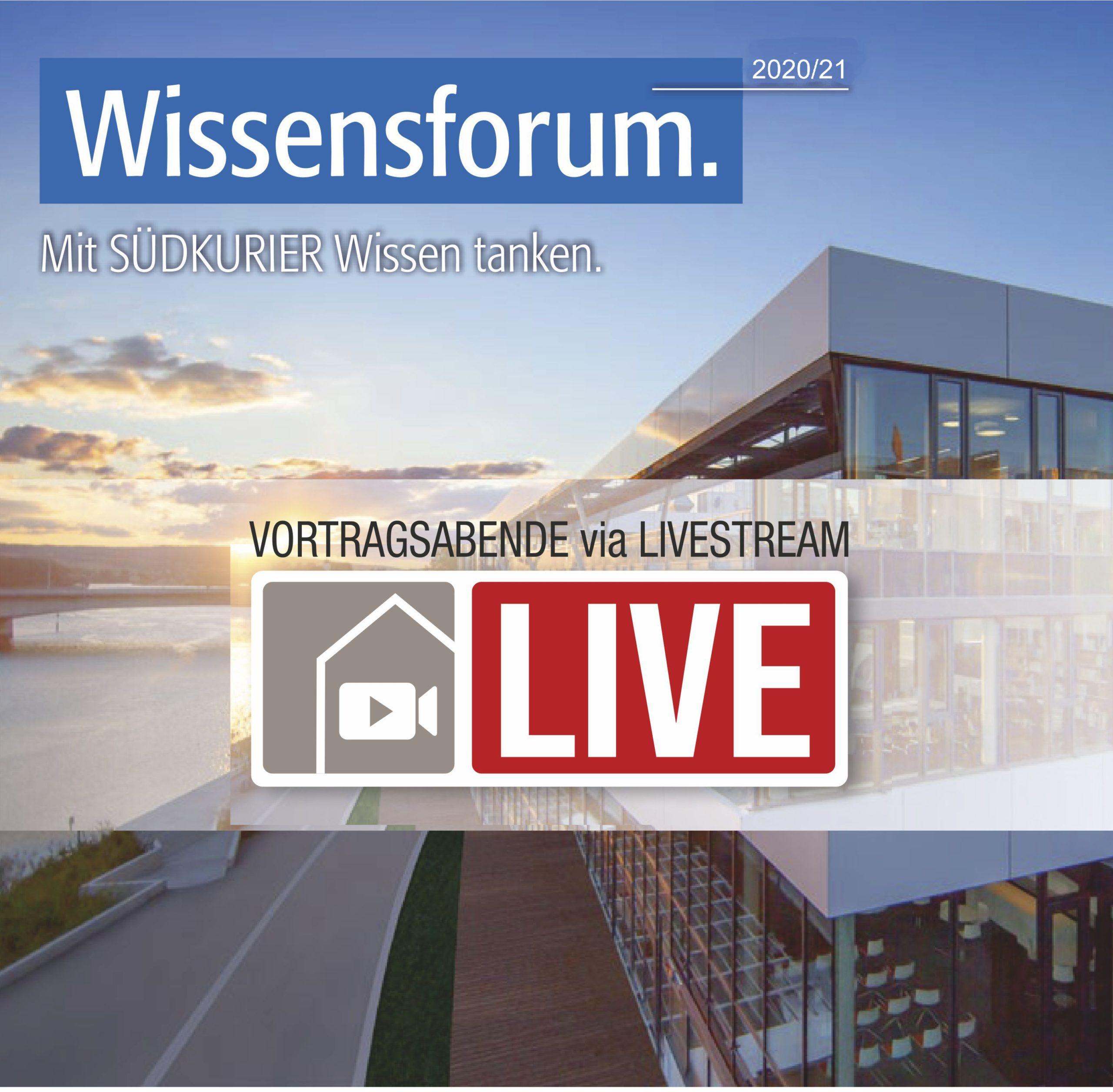 WISSENSFORUM.SÜDKURIER 2020/21 Konstanz