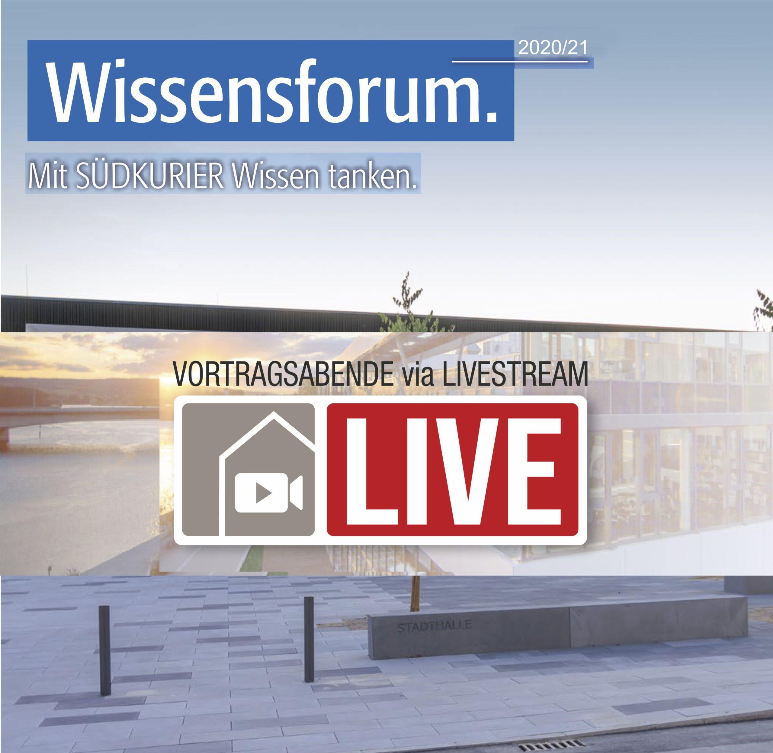 WISSENSFORUM.SÜDKURIER 2020/21 Waldshut