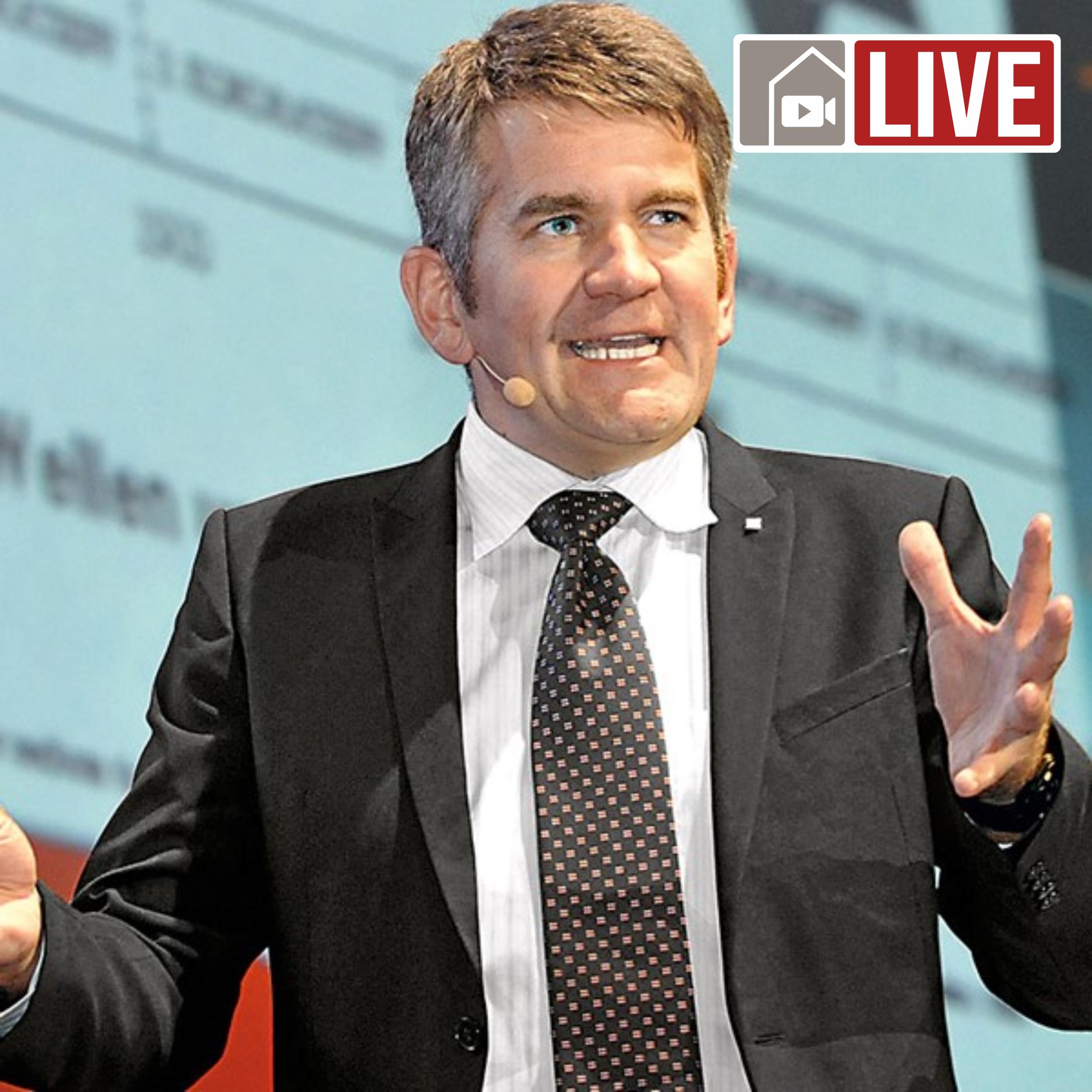 Dr. Dr. Cay von Fournier Livestream