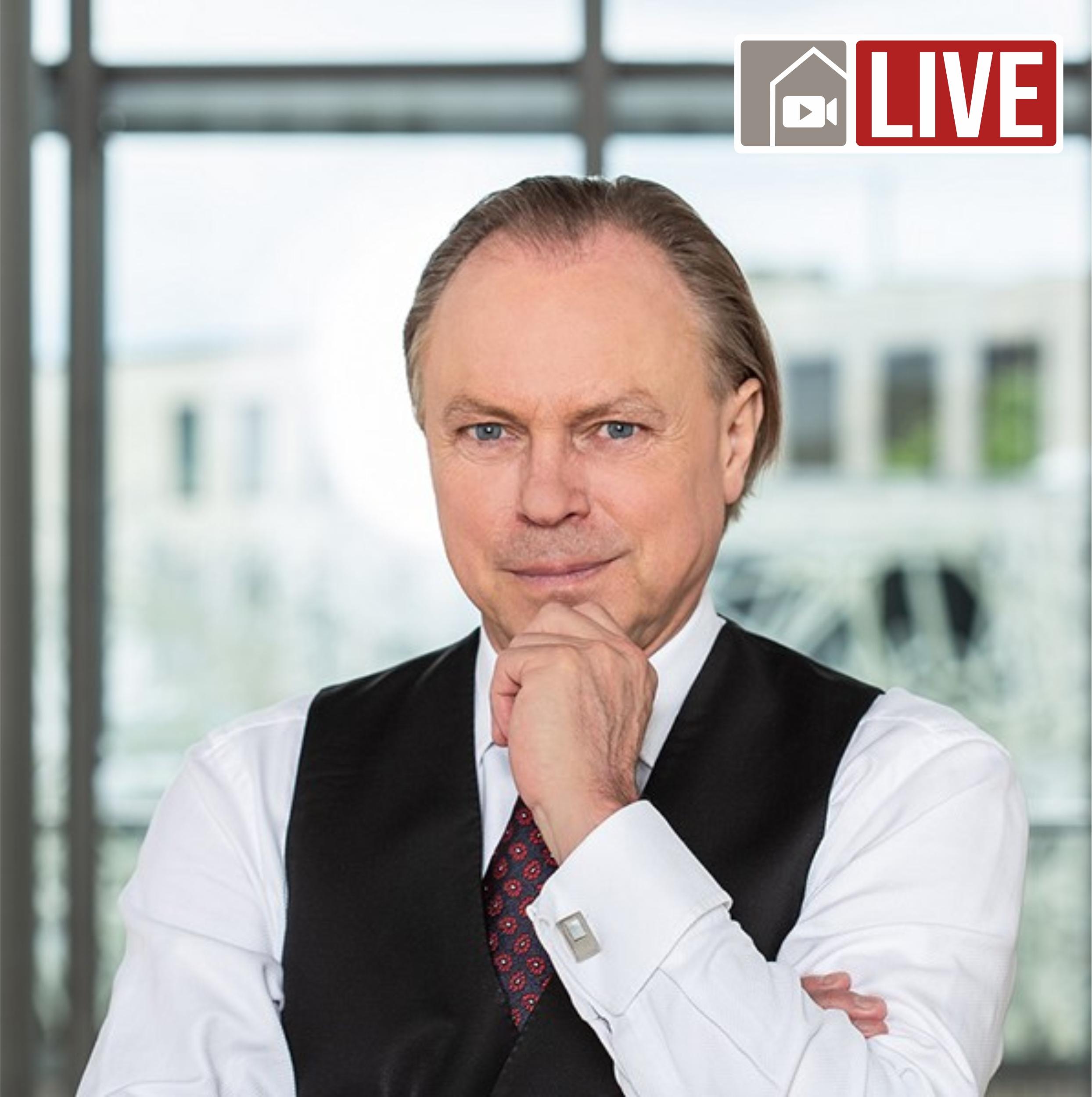 Dr. Marco Freiherr von Münchhausen Livestream