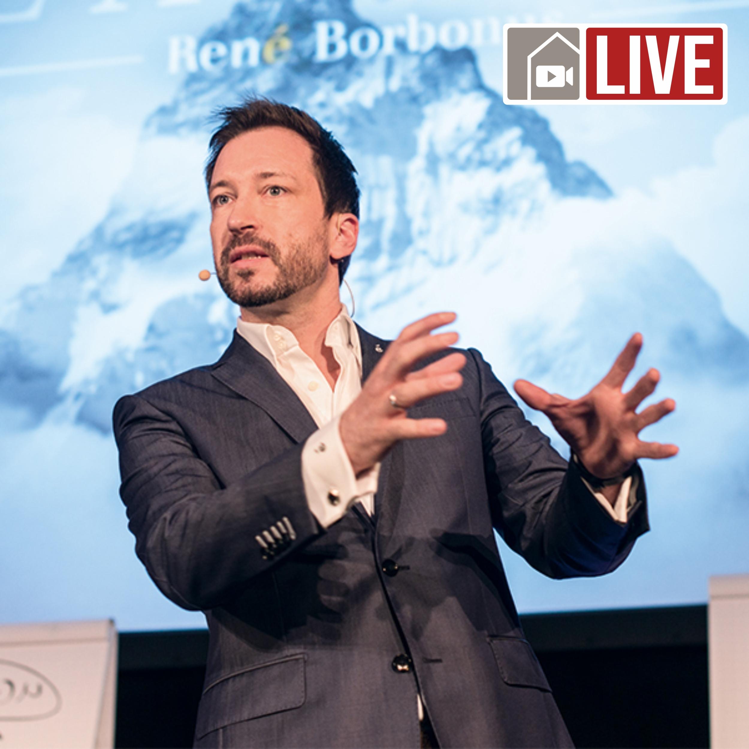 René Borbonus Livestream