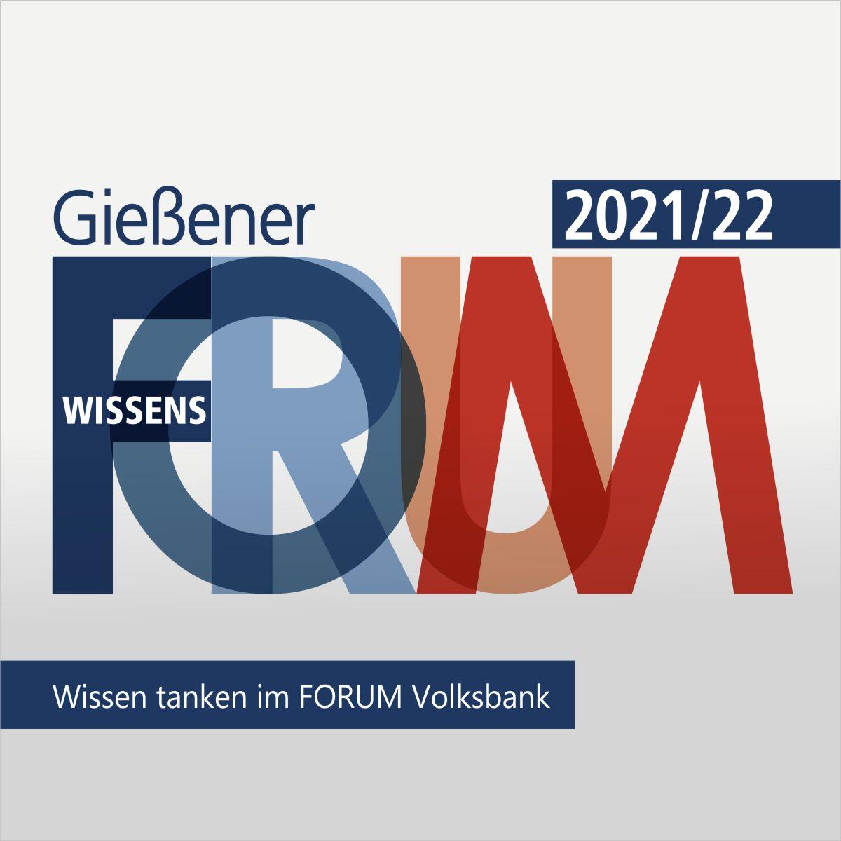 Gießener WissensForum 2021/22